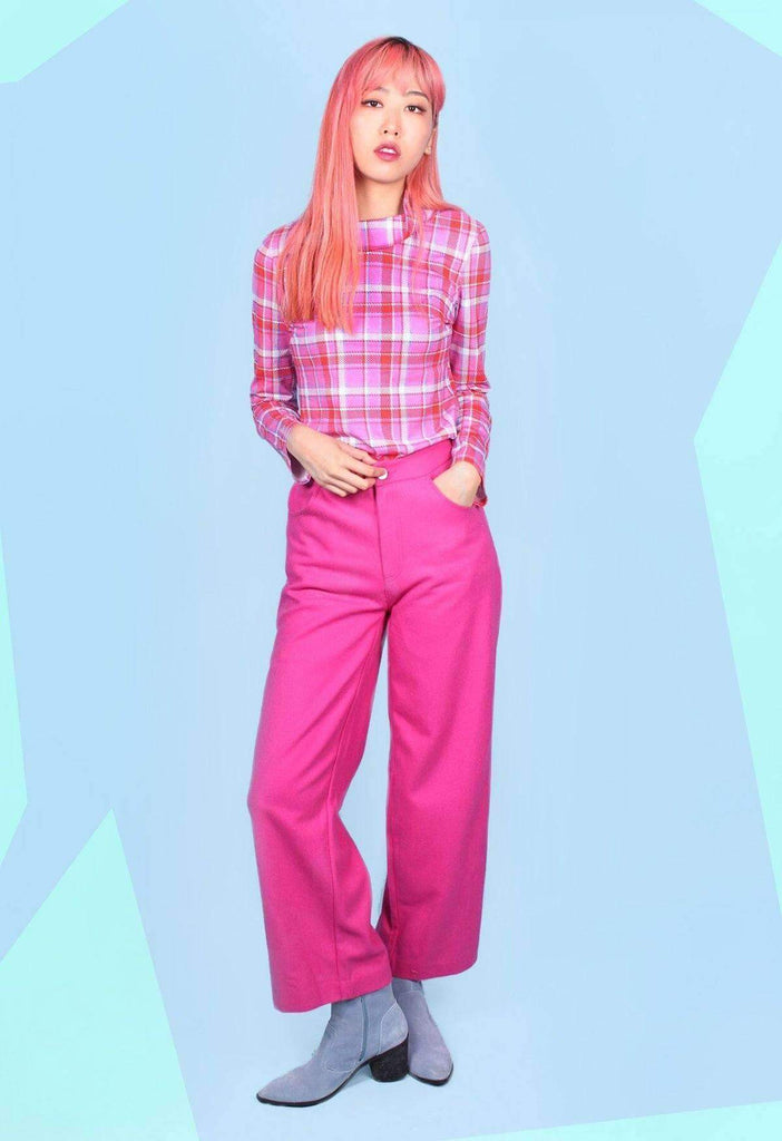 Passion Pop Wide Leg Pants