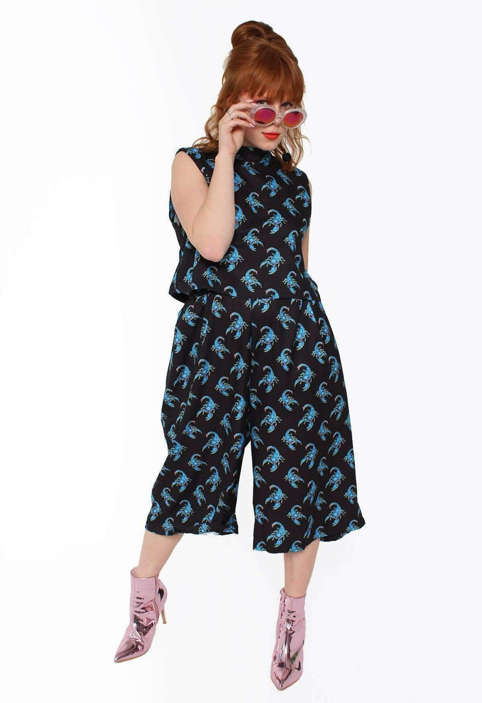 Scorpion Culottes
