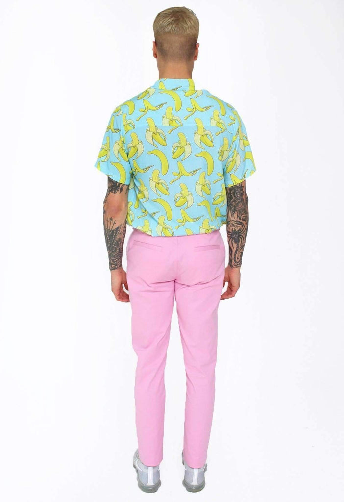Sunset Pink Men's Chino