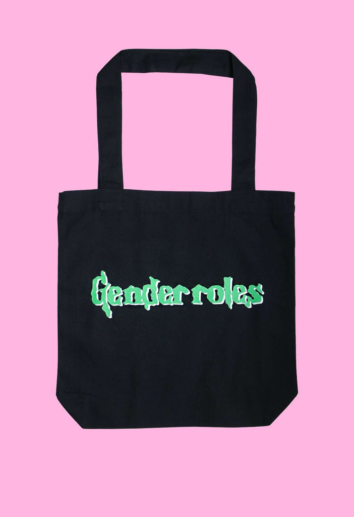 Gender Roles Tote - HAYLEY ELSAESSER