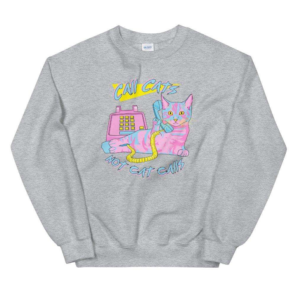 Call Cats Crewneck - HAYLEY ELSAESSER