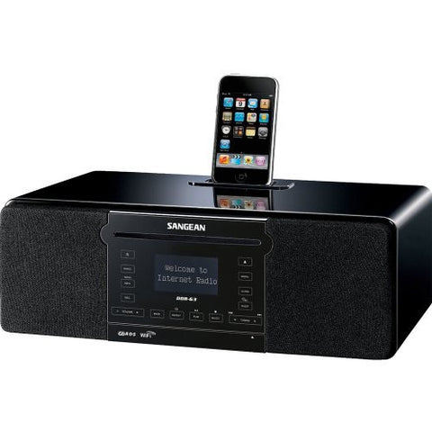 Sangean DDR-63 WiFi Internet Radio