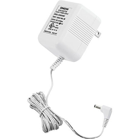 Sangean ADP-H202 AC adapter for H202 & H201 shower radio - iPaces Consumer Electronics - 1