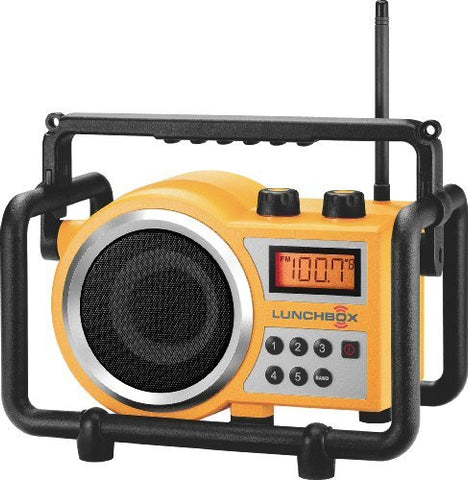 Sangean LB-100 Compact AM/FM Ultra Rugged Radio Receiver - iPaces Consumer Electronics