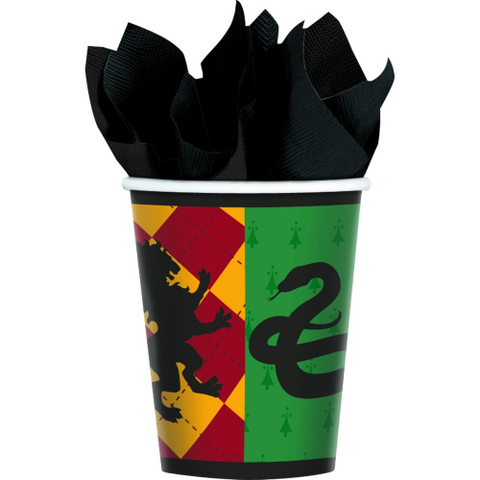8 Cups Paper 266ml Harry Potter