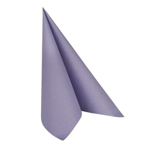 "20 Napkins Lilac ""ROYAL Collection"" Medium"