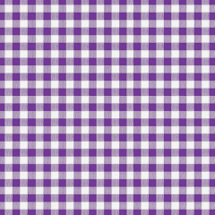 "30 Napkins Purple ""Vichy"" Medium"