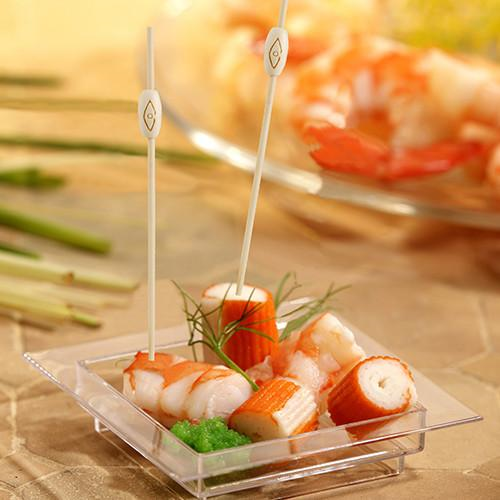 "Fingerfood skewers 12 cm ""Star"""