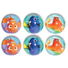 Finding Dory Bouncy Balls