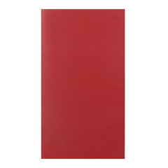 "Tablecloth fleece cloth-like ""soft selection"" 120 x 180cm red"