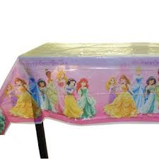 Table Cover Disney Princess Sparkle 1.8m x 1.3m