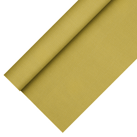 "Table Cloth Cloth-like Gold 25m x 1.18m ""Soft Selection +"""