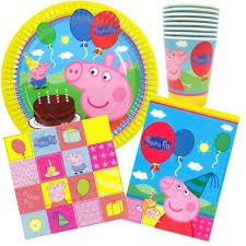 40 Piece Party Pack Peppa Pig