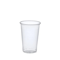100 Cups Plastic Drinking 200ml