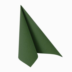 "50 Napkins Dark Green ""ROYAL Collection"" Large"