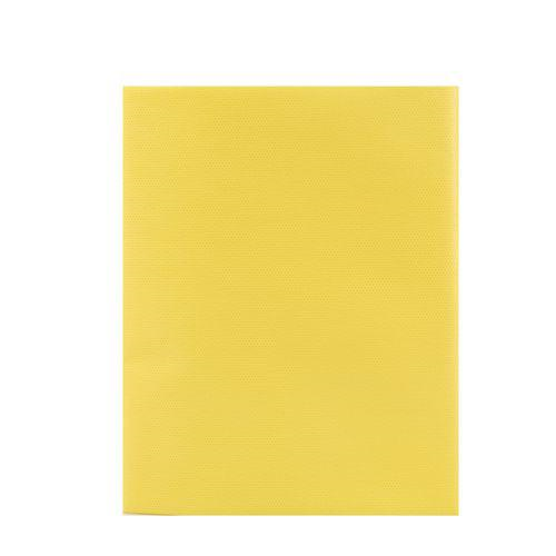 "Table Cloth ""soft selection"" 80 cm x 80 cm yellow"
