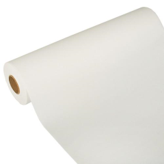 "Table Runner Tissue White ""Royal Collection"" 24m x 40cm Roll"