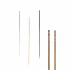 "500 Fingerfood skewers ""pure"" 15 cm round"