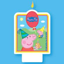 Candle Birthday Peppa Pig