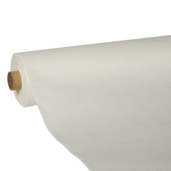 Tablecloth Tissue RC White 25m x 1.18m on Roll