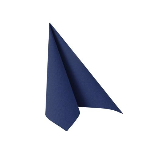 "20 Napkins Dark Blue ""ROYAL Collection"" Small"