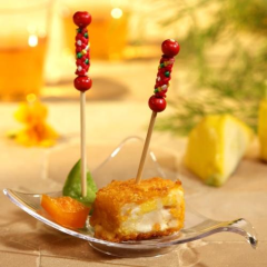 "250 Fingerfood skewers 12 cm ""Mexico"""
