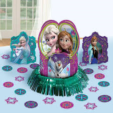 Table Decorating Kit Frozen