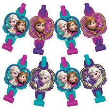 8 Blowouts Disney Frozen