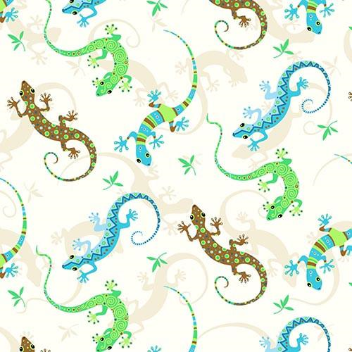 "20 Napkins ""Geckos"" Medium"