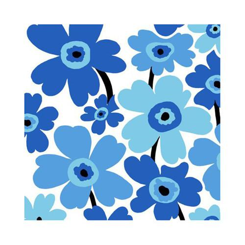 "20 Napkins ""Flower Power"" Small"