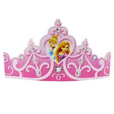 8 Tiaras Disney Princess Sparkle