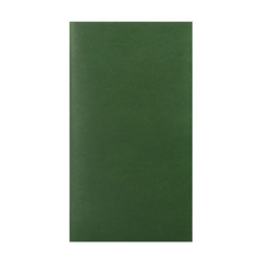 "Table Cloth Cloth-like Dark Green ""soft selection"" 1.2m x 1.8m"