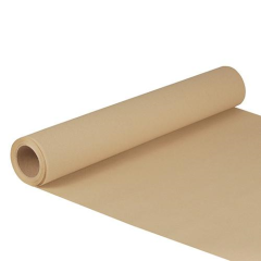 "Table Runner Tissue Sand ""ROYAL Collection"" 5m x 40cm Roll"