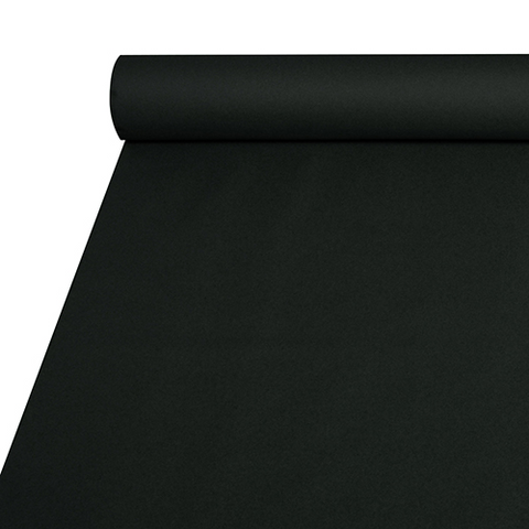 Table Cloth Black Cloth Like 20m