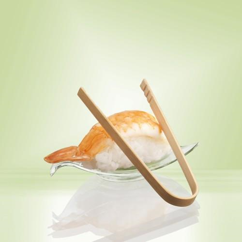 10 Tongs Fingerfood Bamboo