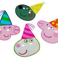 8 Masks Peppa Pig