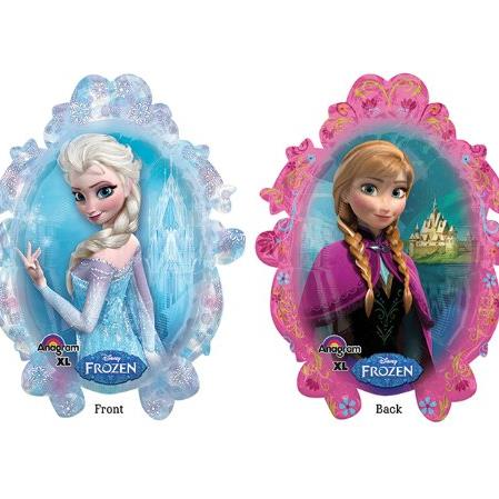 Balloon Foil Super Shape Disney Frozen