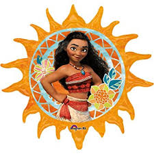 Balloon Foil Super Shape Disney Moana
