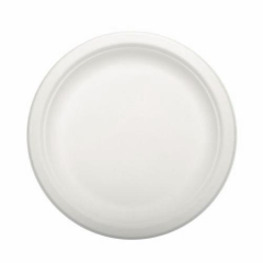 12 Plates Side White 18cm x 2cm Pure