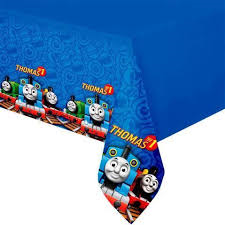 Table Cover Thomas and Friends 1.8m x 1.3m