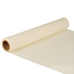 "Table Runner Tissue Champagne ""ROYAL Collection"" 5m x 40 cm Roll"