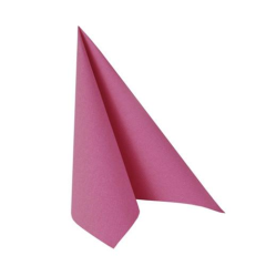 "50 Napkins Fuchsia ""ROYAL Collection"" Medium"