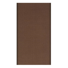 "Table Cloth Cloth-like Brown ""soft selection"" 1.2m x 1.8m"