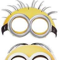 6 Masks Minion Despicable Me