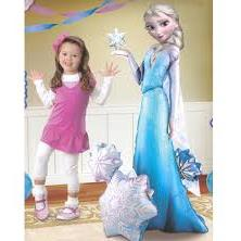 Balloon Foil Airwalker Disney Frozen 88cm x 1.44m