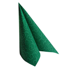 "50 Napkins Dark Green ""Casali"" ""ROYAL Collection"" Large"
