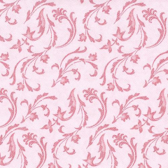 "50 Napkins Fuchsia ""Damascato"" ""ROYAL Collection"" Large"