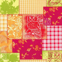 "20 Napkins ""Autumnal Feelings"" Medium"