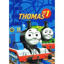8 Loot Bags Thomas and Friends