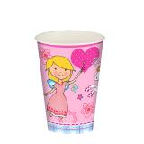 "10 Cups Paper ""Princess Dream"" 200ml"